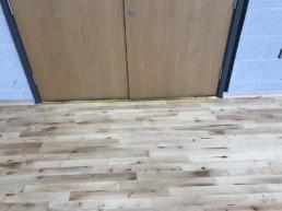 School - New Floor Close-up