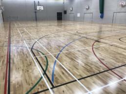 School - New Floor Full Shot