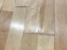 School - Old Flooring Close-up
